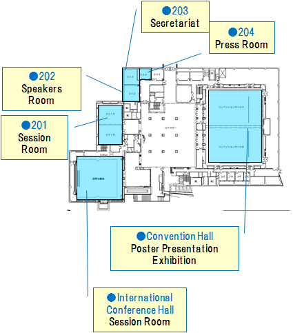International Conference Hall 2F